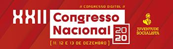 XXII Congresso Nacional da Juventude Socialista